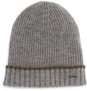HUGO BOSS Fati Piping Knit Hat