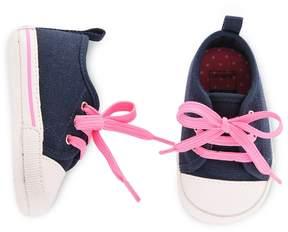 Carter's Baby Girl Slip-On Sneaker Crib Shoes