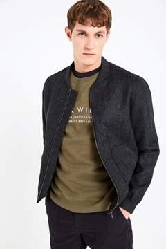 Jack Wills Whitcombe Wool Bomber