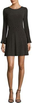 CeCe Women's Jayden A-Line Dress