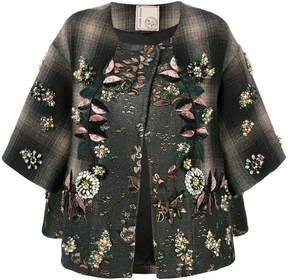 Antonio Marras floral embellished jacket
