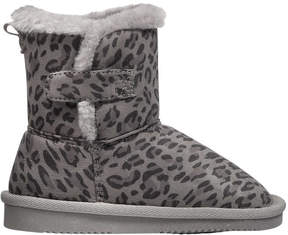 Joe Fresh Toddler Girls' Winter Boots, Grey (Size 10)
