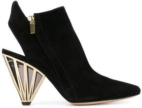 Nicholas Kirkwood Labyrinth ankle boots