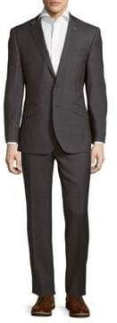 English Laundry Two-Button Textured Suit