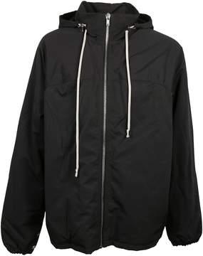Drkshdw Rick Owens Glitter Windbreaker Jacket