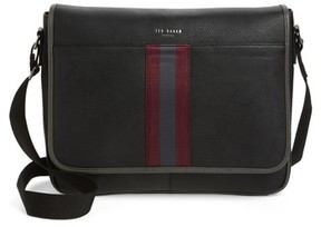 Ted Baker Men's Buzard Messenger Bag - Black