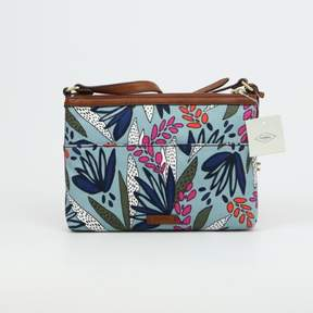 Fossil Fiona Small Floral Crossbody