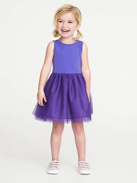 Old Navy Tutu Tank Dress for Toddler Girls