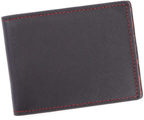 Royce Leather Men's 100 Step Slim Bifold Wallet