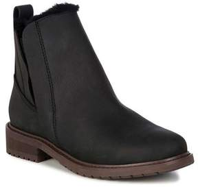 Emu Women's Pioneer Leather Waterproof Bootie