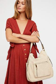 Free People Cecile Vegan Hobo