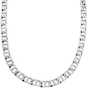 Lynx Stainless Steel Mariner Chain Necklace - 24-in. - Men