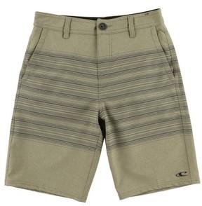 O'Neill Boy's O'Neil Loaded Schematic Hybrid Board Shorts