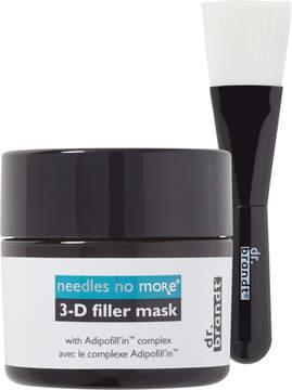 Dr. Brandt Skincare Needles No More 3-D Filler Mask