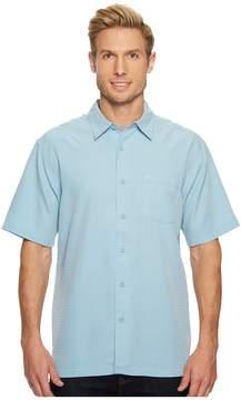 Quiksilver Waterman Centinela 4 Short Sleeve Shirt Men's T Shirt