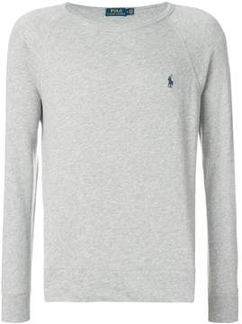 Polo Ralph Lauren raglan sleeve sweatshirt