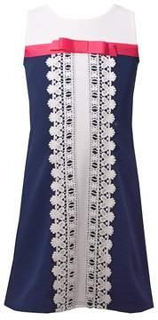 Bonnie Jean Girls 7-16 & Plus Size Textured Knit Shift Dress