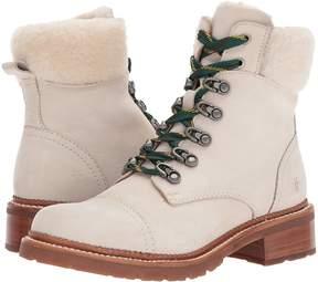 Frye Samantha Hiker Women's Lace-up Boots