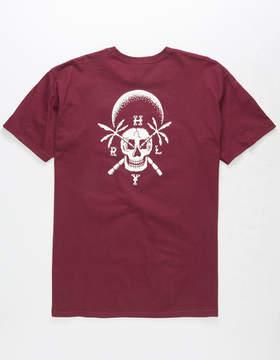 Hurley Moon Rise Mens T-Shirt