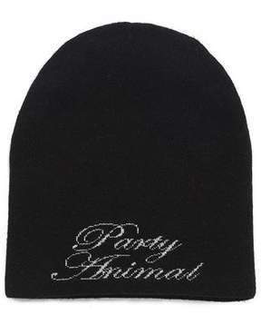 Alexander Wang 'PARTY ANIMAL' BEANIE