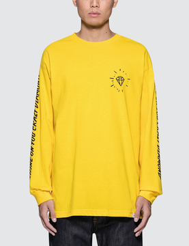 Diamond Supply Co. Outshine L/S T-Shirt