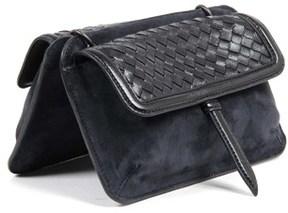 Bottega Veneta Womens Intrecciato Handbag.