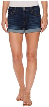7 For All Mankind Roll Up Shorts in Moreno Women's Shorts