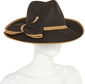 Scala Bow Panama Hat