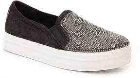 Skechers Women's Embellished Slip-On Sneaker
