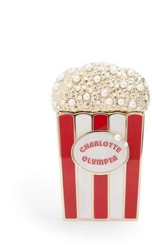 CHARLOTTE OLYMPIA Popcorn Perspex clutch
