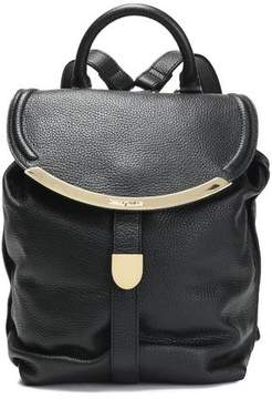 See by Chloe Textured-Leather Backpack