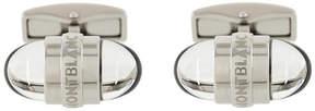Montblanc logo cufflinks