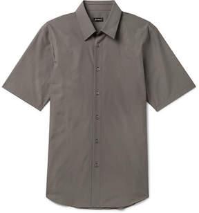 Jil Sander Slim-Fit Cotton-Poplin Shirt