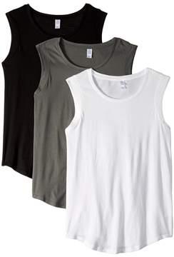 Alternative The Luxe Crew 3-Pack Bundle Women's Sleeveless