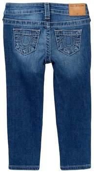 True Religion Casey Skinny Jeans (Toddler & Little Girls)