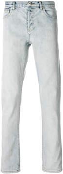 A.P.C. regular straight leg jeans
