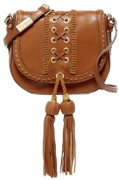 Foley & Corinna Sarabi Leather Saddle Bag