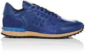 Valentino Men's Rockrunner Leather & Suede Sneakers
