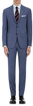 Canali Men's Kei Wool Two-Button Suit