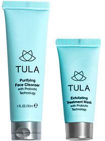 Tula Probiotic Skin Care Detox Duo