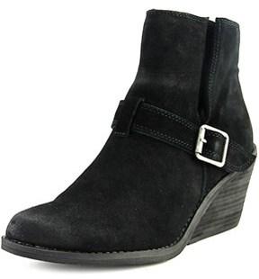 Very Volatile Almeria Women Round Toe Suede Ankle Boot.