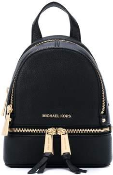MICHAEL Michael Kors Rhea Zip Xsmall Leather Backpack