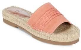 Halston H Betty Espadrille Slide Sandals