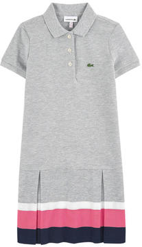 Lacoste Logo Polo Dress