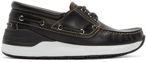 Givenchy Black Leather Hamptons Sneakers