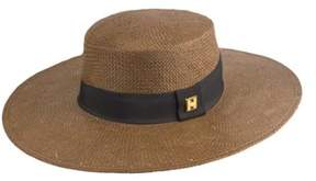 Peter Grimm Unisex Jotter Straw Boater.