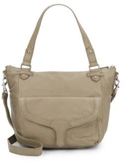 Coco B Leather Satchel