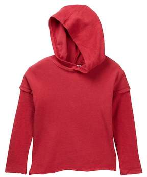 Splendid Reverse Knit Hoodie (Little Boys)