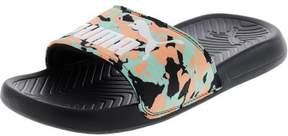 Puma Men's Popcat Camo Black / Holiday Desert Flower Ankle-High Sandal - 4M