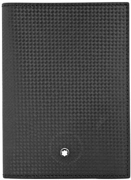 Montblanc Extreme 3CC Woven Carbon Leather Passport Holder